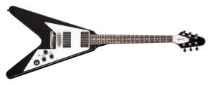 Gibson Custom Kirk Hammett Flying V Signature Guitar