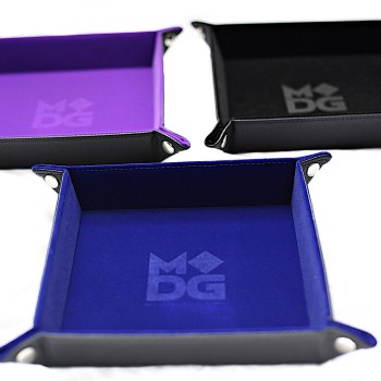 Metallic Dice Games Dice Trays