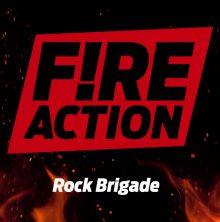 Fire Action – Rock Brigade EP (2016)
