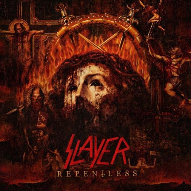 #slayer #new #album #repentless #cover