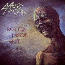 Skeletal – Rotten Inside Out (EP 2014)