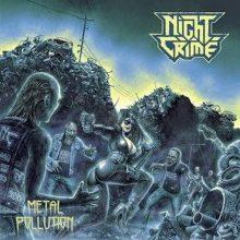 Night Crime – Metal Pollution (2014)