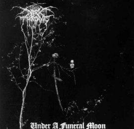 Darkthrone – Under A Funeral Moon (1993)