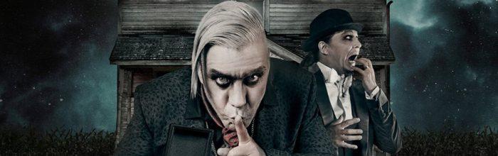 """Lindemannin tulevalta albumilta musiikkivideo kappaleesta """"Praise Abort""""."""