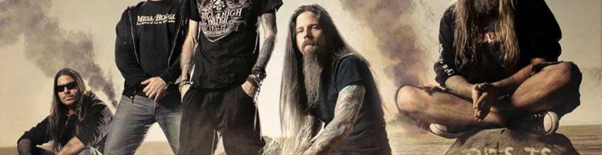 """Lamb Of God julkaisi uuden musiikkivideon kappaleestaan """"Overlord"""""""