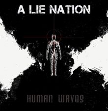 A Lie Nation – Human Waves EP (2015)