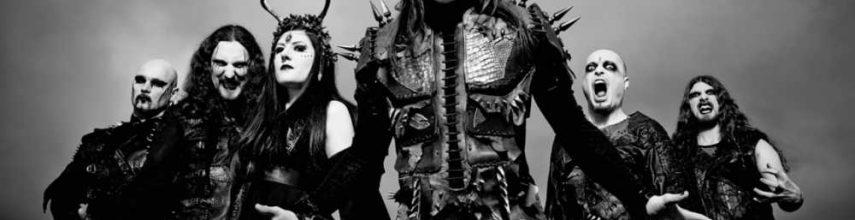 """Cradle Of Filth julkaissut uuden kappaleen """"Enshrined In Crematoria"""""""