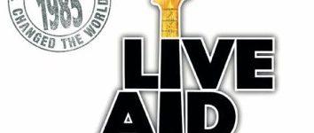 LiveAid-konserteista tänään 30 vuotta