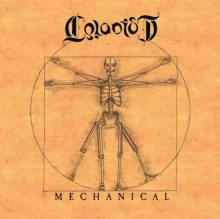 Colonist – Mechanical EP (2014)