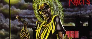 """Iron Maidenin """"Killers"""" tänään 35 vuotta"""