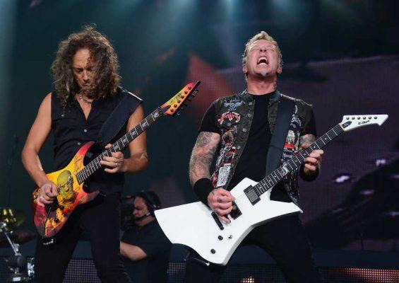 "Katso Metallican livevideo ""Atlas, Rise!"" Hong Kongista tammikuulta"