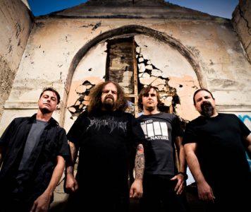 Napalm Deathin kevään kiertue liippaa läheltä – yhtye esiintyy Tallinnassa 13.4.2017