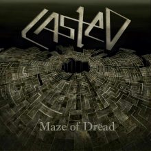 Casted – Maze of Dread EP (2016)