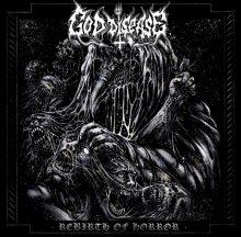 God Disease – Rebirth Of Horror EP ( 2016)