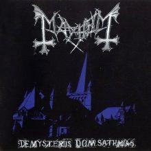 Mayhem – De Mysteriis Dom Sathanas (1994)