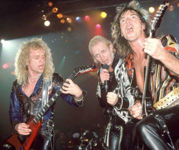 """Judas Priestin """"Out In The Cold"""" live-esitys tulevalta """"Turbo""""-uudelleenjulkaisulta kuultavissa"""