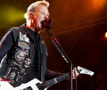 """Metallicalta livevideota Kiinasta – biisinä ensimmäistä kertaa livenä soitettu """"Confusion"""""""