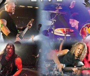 Metallican keikka São Paulosta katsottavissa kokonaisuudessaan