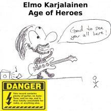 Elmo Karjalainen – Age Of Heroes (2017)