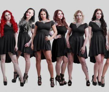 Rockinpaa naiskauneutta! Miss Rock 2017 – finalistit ovat valittu. Kuka on oma suosikkisi?
