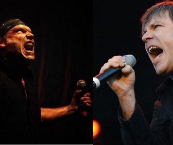 Blaze Bayley nimeää Bruce Dickinsonin esittämät suosikki Iron Maiden-kappaleensa