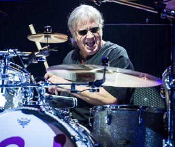 """Deep Purple-legenda Ian Paice Vantaalle """"Suuri Rumpupäivä"""" tapahtumaan 8.4.2017"""