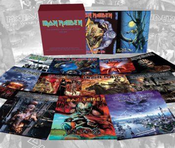 Iron Maidenin vuosien 1990-2010 albumit julkaistaan uudelleen vinyylinä ensi kesänä