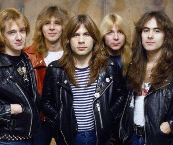 """""""Hallowed Be Thy Name"""" parhaaksi Iron Maiden-kappaleeksi Metal Hammerin äänestyksessä"""