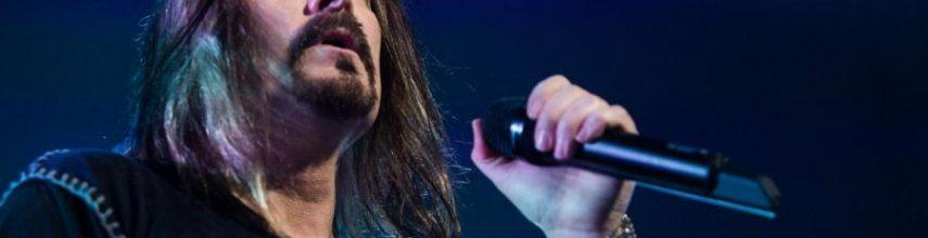 Dream Theaterin James LaBrie kertoo omat laulajasankarinsa