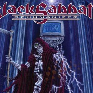 """Black Sabbathin """"Dehumanizer""""-albumin julkaisusta 25 vuotta"""