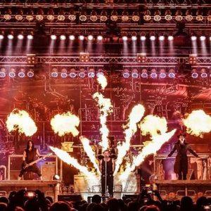 """Rammstein julkaissut """"Amerika"""" livevideon Rock im Park-festareilta"""