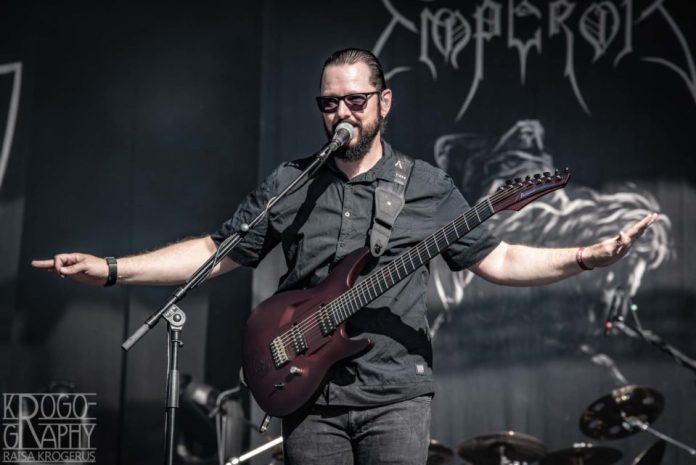 Emperor, Tuska Open Air 2018