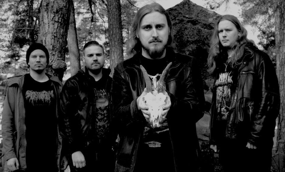 Hyvinkääläinen Deathgoat julkaisi Obsessed With Decapitation