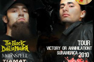 Tercera edición Revista Virtual Metal Live Colombia