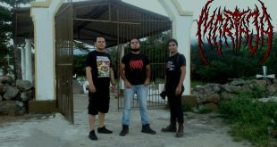 Mortaja colombia death metal