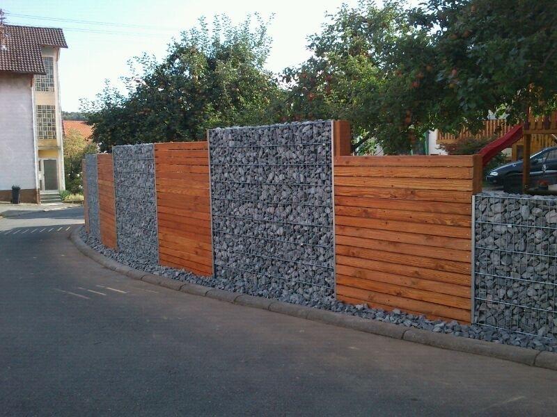 Sichtschutz Garten Metall Holz – Localmenu.Co