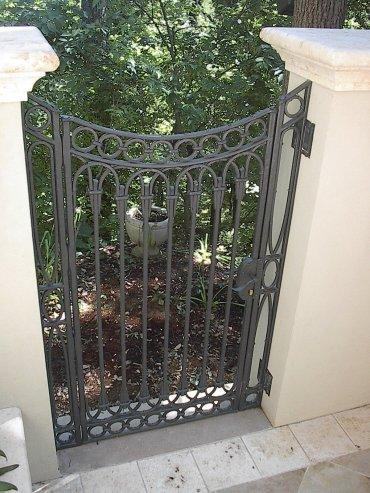 Custom Metal Gate - Metal Mantis - Colby Brinkman