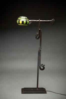 Lamps & Lights - Metal Mantis - Colby Brinkman