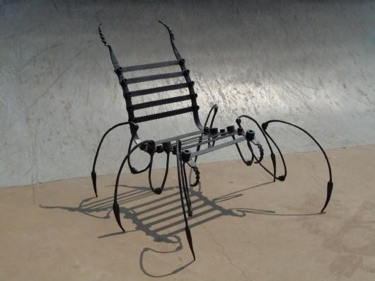 Furniture - Metal Mantis - Colby Brinkman