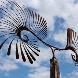 Feather Horn 7 - Feather Horn - Metal Mantis - Colby Brinkman