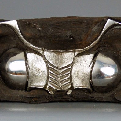 Head Lights Grey - Metal Mantis - Colby Brinkman