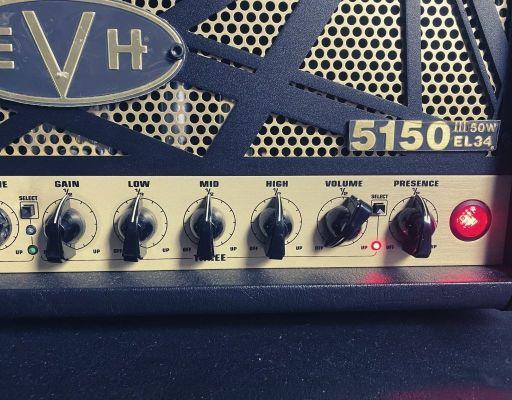 real amp metal tone - initial settings