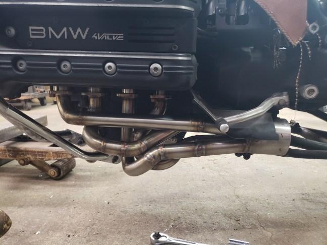 bmw k1100 exhaust
