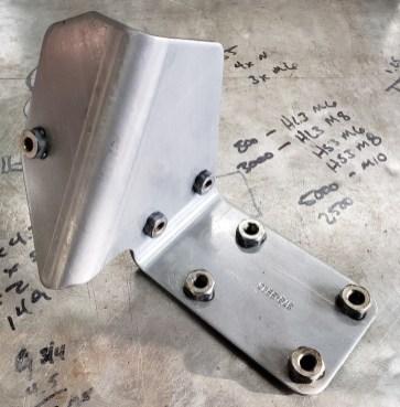 production weld nut installation - resistance welding