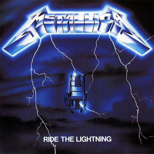 Metallica – Ride the Lightning –25 Days of Christmas – Metal Countdown: Day 1