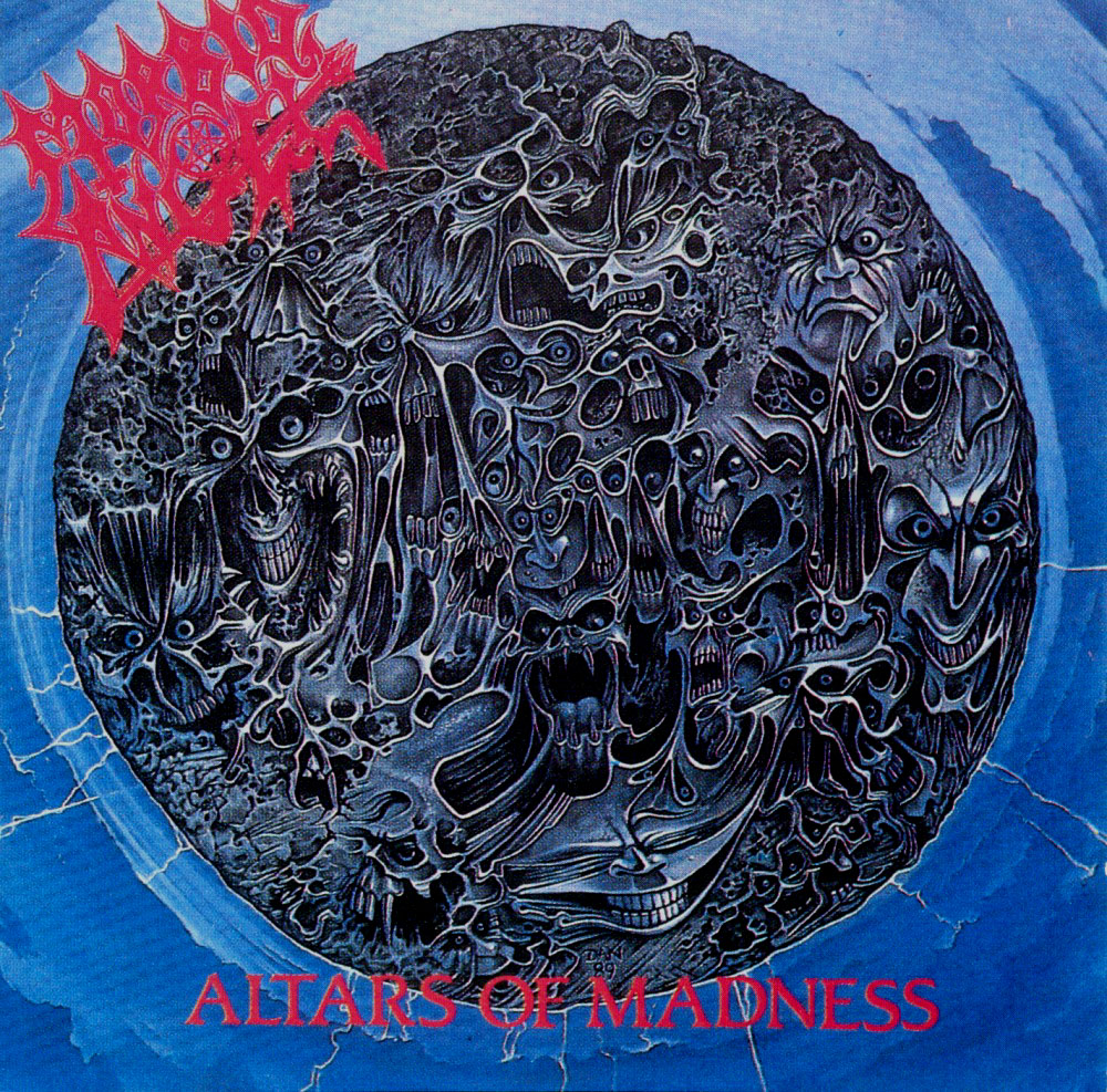 Morbid Angel – Altars of Madness – 25 Days of Christmas Metal Countdown: Day 16