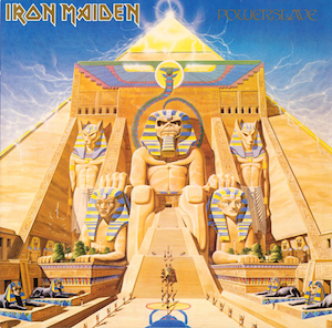 Iron Maiden – Powerslave – 25 Days of Christmas – Metal Countdown: Day 8