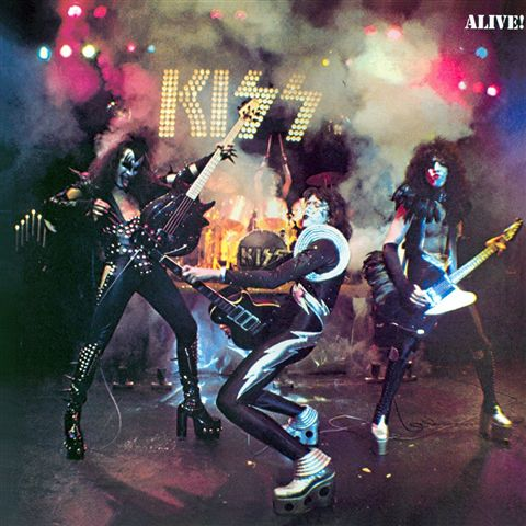 Kiss – Alive! – 25 Days of Christmas – Metal Countdown: Day 5