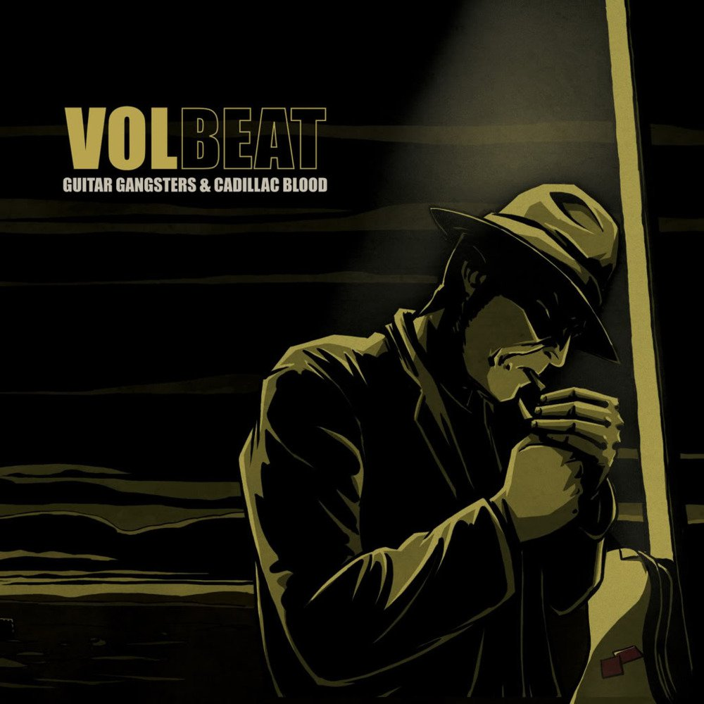 Volbeat and Guitar Gangsters & Cadillac Blood