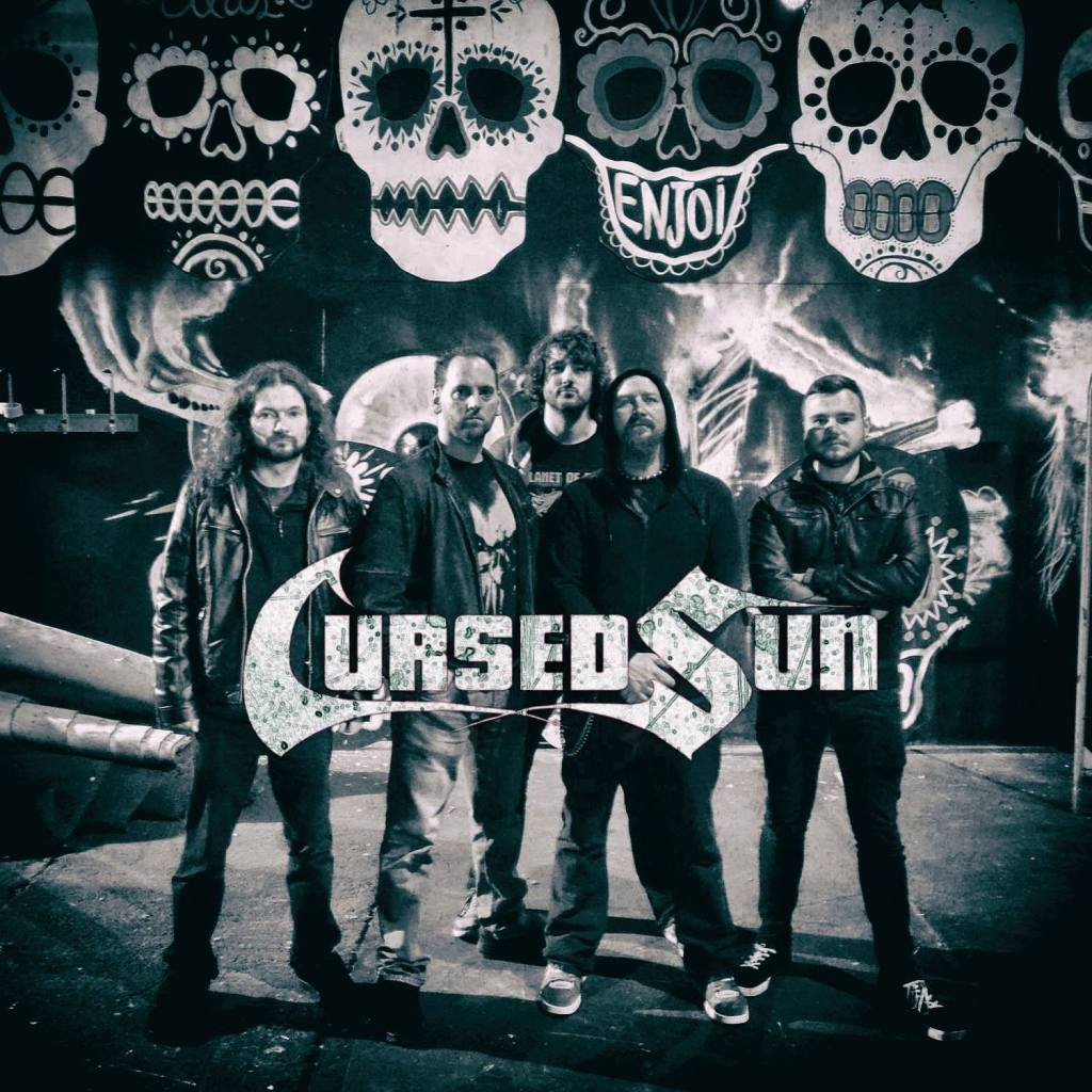 Cursed Sun, Short Documentary On One Of Northern Ireland's Best Metal Bands